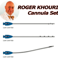 Kit Khouri Cannula Set
