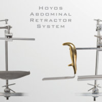 Kit Hoyos Retractor Abdominal