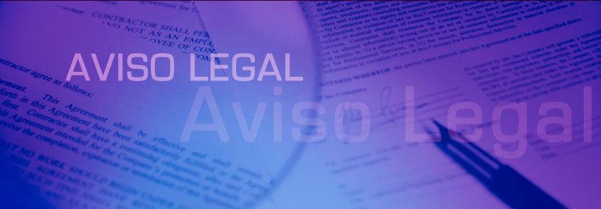 Surgest Medical: Aviso Legal