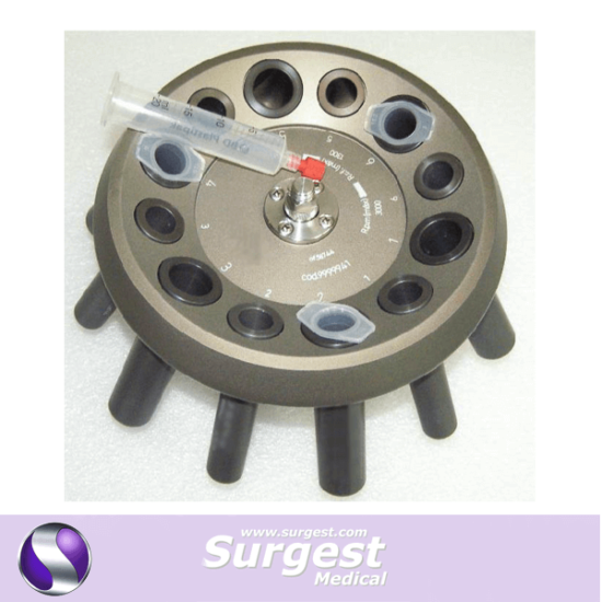Supermedigraft rotor grasa