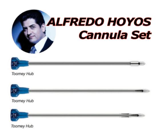 Kit HOYOS CAnnula Set - Marina Medical - Surgest Medical