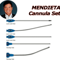 Kit Mendieta Cannula Set