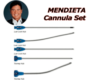 Kit Mendieta Canula Set - Marina Medical - Surgest Medical