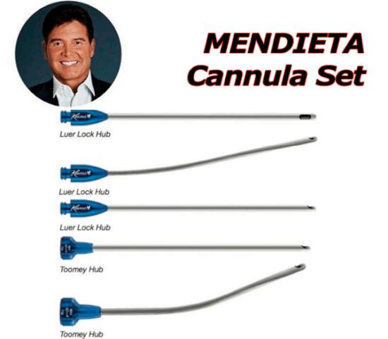 Kit Mendieta Canula Set - Marina Medical - Surgest Medical