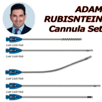 Kit Rubinstein Cannula Set