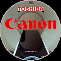QUANTUM™ CT Overlays para Toshiba