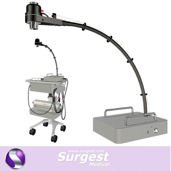 SDX Respiratory Gating System - Surgest Medical
