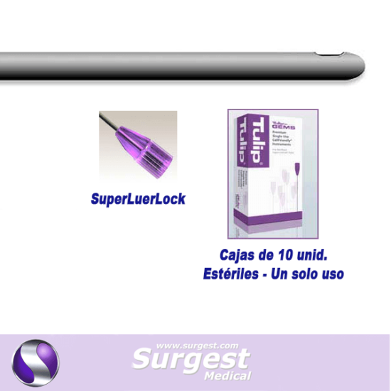 Tulip Injector Surgest Medical Monouso