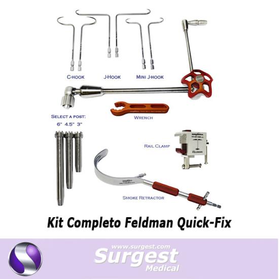 Kit Feldman Quick-Fix Surgest Medical