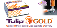 Tulip Gold . Set esteril para terapia Bioregenerativa - distribuido por Surgest Medical