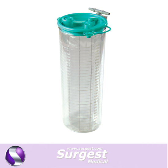 Canister 3 litros Surgest Medical
