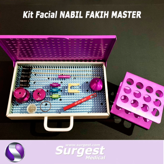 Kit Facial NABIL FAKIH MASTER Surgest Medical